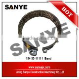 Genuine Shantui Bulldozer Band 154-33-11111 Brake Band SD22 SD23 D85 Brake Band and Steering Clutch Parts