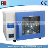 "25L Forced Air Drying Oven (12""x12""x11"" Chamber, 250C) with 28 Segments Temperature Controller"