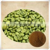 Anti-virus and anti-bacteria wholesale Green Coffee Bean Extract powder/weight loss Coffee Bean Extract