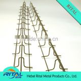 Building material Rebar Support Chair, reinforcing steel bar supports, continuous slab bolster