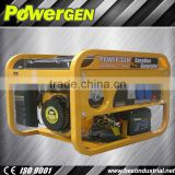 Top Seller!!!POWER-GEN 7.0hp Engine Mini Powerful 2.5kw air-cooled gasoline generator set