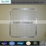 Factory direct wholesale perforated metal mesh speaker grill/ stainless steel barbecue bbq grill wire mesh net