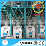 Hot China manufacturer corn flour grinding machine/ maize grits mealie milling machine/ corn mealie meal grinder with price