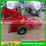 China peanut harvester from Hyde Machinery