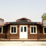 Sample Style Eco-friendly Wooden House For Dormitory Use