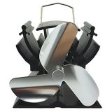 12.5cm Mini Heat Powered Stove Top Fan For Small Space