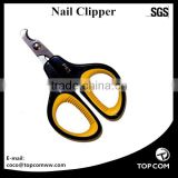 Professional Nail Clippers with Optional Filer - Cat, Puppy, Small, Medium, & Large Dog, Large Bird pet Claws Nails Trimmer Tool