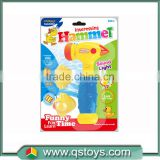 New innovative baby products plastic hammer toy for sale