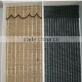 outdoor bamboo blinds/door curtain/decorative door curtain/types of tracks for curtains/