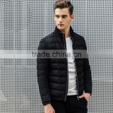 MSW0021 European and American foreign trade of the original design genuine Jacket Man`s down feather jacket