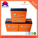 deep cycle electric  battery 12v20ah