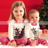 Christmas pajama set cotton fabric unique names for girls and boy pictures