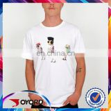 Dry fit men custom tee shirt wholesale