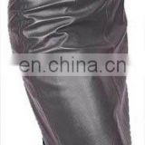 Ladies Leather Skirts Art No: 1027
