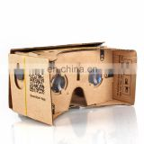 Google Cardboard DIY 3D Virtual Reality Glasses for iPhone Samsung Smart Phones VR023