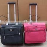 "Nice quality yiwu stock 18"" laptop bag bussiness laptop trolley bags"