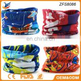 Seamless Style Headwear Scarf Wrap Outdoor Multifunctional Sports Magic Scarf Custom Tube Bandana