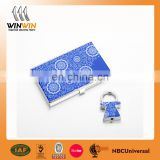 2013 epoxy name card holder/ ID card holder/Metal card holder