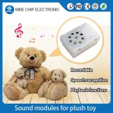 Recordable Sound box button music module for toy