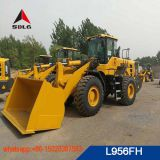 SDLG big 5.4 ton wheel loader L956FH with high quality for sale