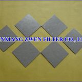 Stainless Steel Powder Filter Plate