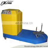 China popular with National patent Stretch Film Automatic Airport Luggage Wrapping Machine/baggage wrapping machine