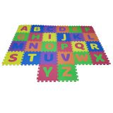 QT MAT EVA Interlocking Foam Puzzle Play Mat