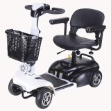 new 4 wheel electric mobility scooter for seniors battery removable