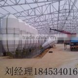 pig farming equipment livestock poultry feed storage silo for qutomatic feeding system