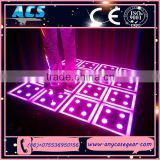 ACS Christmas Decoration Wedding Party Disco Club Rental digital Portable led dance floor