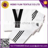polyester and cotton woven fabric taekwondo uniform fabric                                                                         Quality Choice