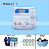 2015 new medical equipment personal muscle stimulator physiotherapy
