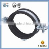 Round Ppr Stainless Steel metal Lift piipe clamp