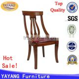 High back leather seat solid hand chinese antique wooden carved chair, chinese furniture antique