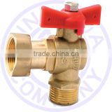 BRASS ANGLE VALVE AFTER WATER METER