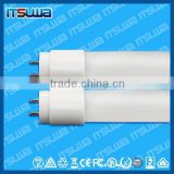 Aluminum alloy home depot t8 led tube light with rotated end cap wholesales