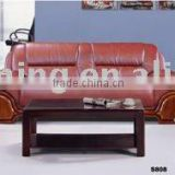 heated office modern leather sofa SF-006