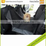 Pet Dog Hammock Rear Car Seat Cover Protector Waterproof Travel Road Trip