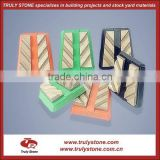 high gloss Diamond grinding block for marble, metal bond,diamond frankfurt metal grinding brick