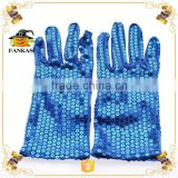 Carnival Michael Jackson Sequin Gloves For Party