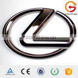 China supplier portable Lexus car emblems shopping car accessories