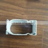 special Plastic rigid profile,upvc extrusion profile PJA215 (we can make according to customers' sample or drawing)