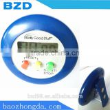 Promotional Standing Rounded Mini Digital Kitchen Timer / Count Down & Up Timer / Customized Timer OEM/ODM Manufacturer