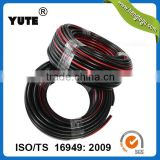 EN/BS 1/4 inch 100ft lpg resistant rubber gas hose pipe for gas can
