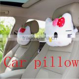 Price auto supplies Plush neck pillow travel neck pillow