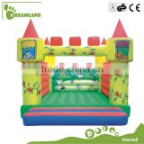 EU standard jumping castle kids inflatable outdoor games                                                                                         Most Popular