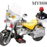 battery operate American police motorbike for kids ,12V electric kids motorcycles for sale