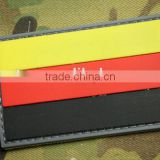 3D PVC Germany Country Flag German Tatical Morale BadgeTactical Army Morale Military STICK-ON Patch