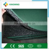 Free samples!!! Anti-slip Waterproof broad ribbed rubber flooring mat/rubber mat/rubber floor