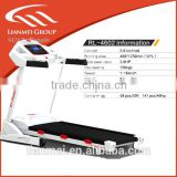 Sports fitting treadmill with walking belt with 460mm ,Max,loading 150kgs, with speed 1-16km.h                                                                         Quality Choice